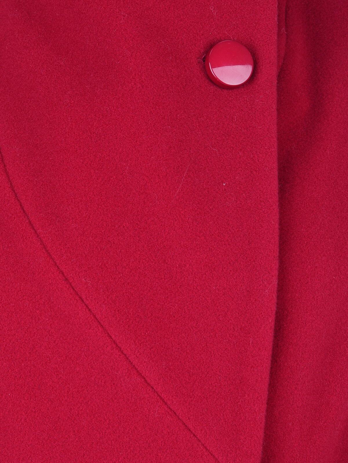 WOLL KURZ MANTEL MIT KASCHMIR KIRSCHROT GR. 44, 44, 44, GR. 46 1017043651 | Gewinnen Sie das Lob der Kunden  | Elegante und robuste Verpackung  | Perfekte Verarbeitung  4fb898