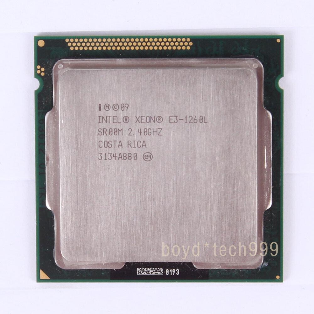 Intel Xeon E3-1265L LGA1155 Processor CM8062301149700 45W Good condition