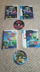 Super-Mario-Galaxy-1-And-2-Tested-Working-Nintendo-Wii
