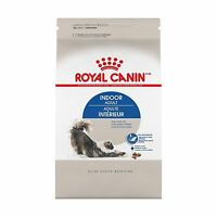 Royal Canin Feline Health Nutrition Indoor Adult Dry Cat Food 3... Free Shipping