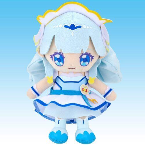 Precure Cure Friends Plush Doll Cure Ange Stuffed Toy BANDAI HUGtto