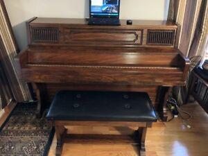 MARANTZ-REPRODUCING-PIANO-Pianocorder-Model-P-100M-ELECTRONIC-Includes-PC