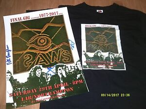 ISAWS-T-SHIRT-POSTER-LAST-GIG-SIGNED-BY-BAND