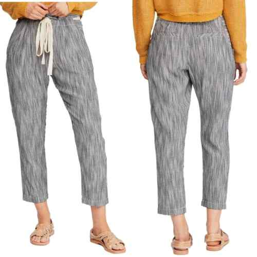 Free People Light at Sunrise Crop Pants (Size: 2)