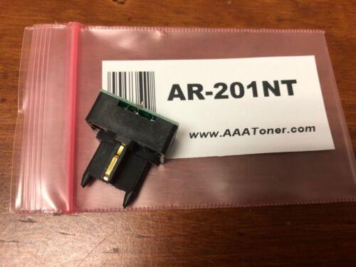 AR-201NT Toner Chip for Sharp AR-162 1pc 206 162S 163 164 207 Refill 201