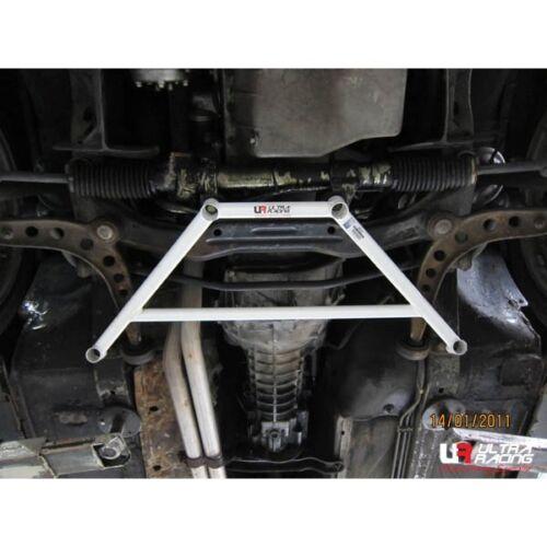 UR-LA4-1082 BMW E30 3 SERIES ULTRA RACING 4 POINTS FRONT LOWER BAR