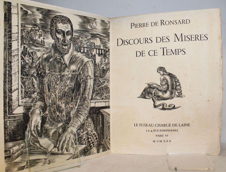 """Image result for discours sur les misères de ce temps"""""""