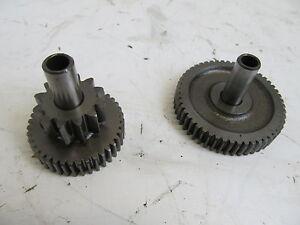 HONDA-SHADOW-ACE-VT750-03-2003-STARTER-GEARS-GEAR-IDLE-REDUCTION