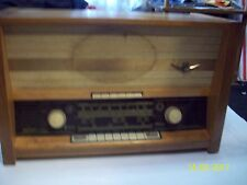 ANTIQUE/VINTAGE NORDMENDE STERLING TUBE SHORTWAVE RADIO   CORIOLAN
