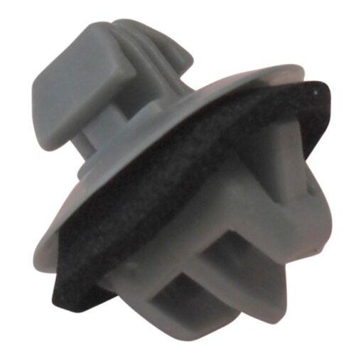 10 X Plastique Garniture Panneau Moulure Clip pour s/'adapter TOYOTA//LEXUS