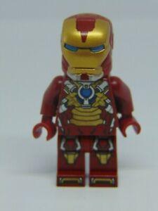 Genuine Lego Marvel Iron Man Heart Breaker Armor Mini ...