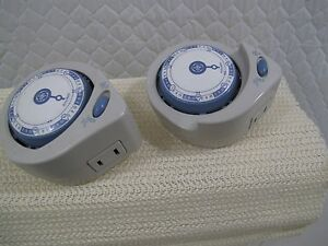 image is loading ge ge5111n random lamp timer ez automatic light - Lamp Timer
