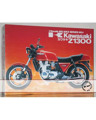 DOYUSHA 1//8 KAWASAKI Z1300 to fit HELLER REVELL