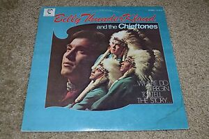 Billy-Thunder-Kloud-and-the-Chieftones-Where-do-I-Begin-To-Tell-The-Story-SIGNED