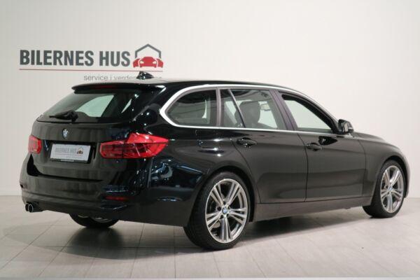 BMW 320d 2,0 Touring aut. - billede 1