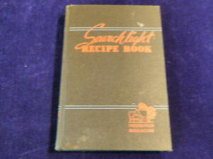 1945-Searchlight-Recipe-Book-HB-Cookbook-320-PAGES-THUMB-TABS-HARDCOVER-A26