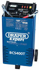 Draper 1x Expert 12/24v 400a Battery Start/charger With Trolley Tool 7263
