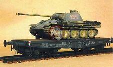 Tank Workshop 1/35 Schwerer Plattformwagen Railcar Type SSy 60ton 353094