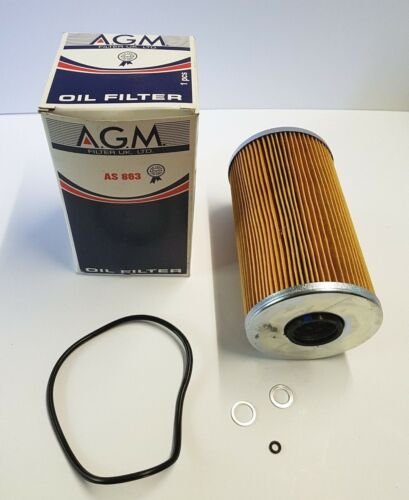 WL7043 HU9381X EOF016 G1214 OX96D Filtre à huile AS863-X-Réf: CH5565 L244