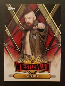 2019-Topps-WWE-Road-to-WrestleMania-35-Roster-WM-29-Sheamus