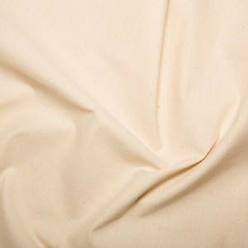 """3 63/"""" wide 4 LIGHT-WEIGHT CALICO /& 10 Metre Lengths. 5 100/% Cotton"""