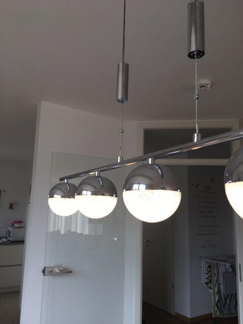 LED Decken Pendel Lampe höhenverstellbar Wohnzimmer Leuchte Esstisch Beleuchtung