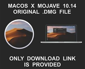 Details about Mojave 10 14  DMG File Download Link, Full, From Mac App Store