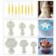Cake-Decration-Tool-Set-68pcs-21-Sets-Fondant-Cake-Cutter-Mold-Sugarcraft-Molds miniatuur 2