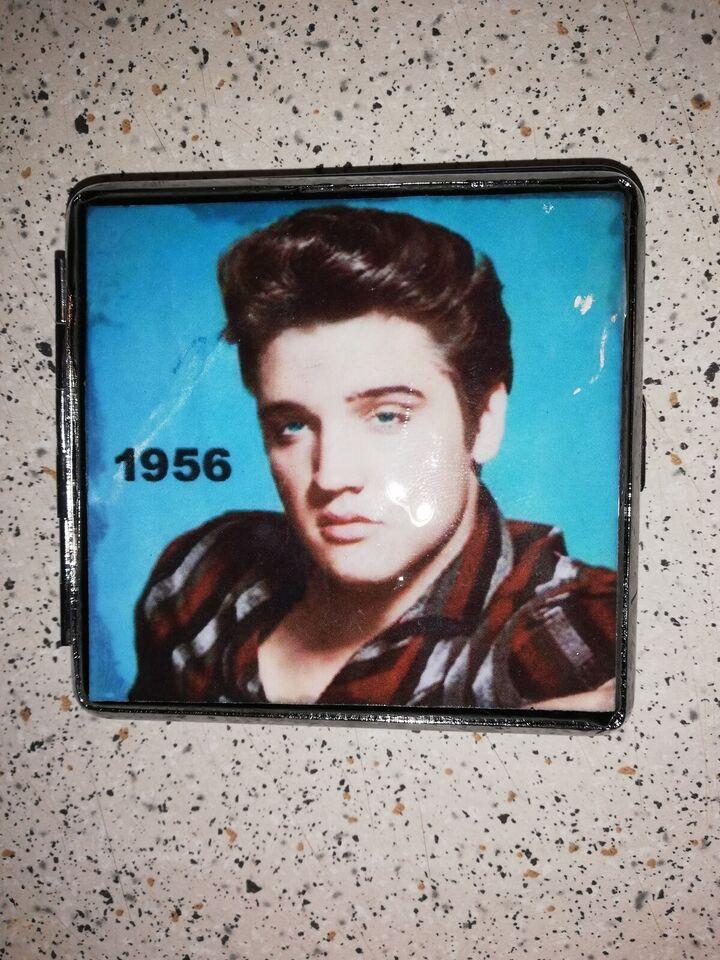 Andre samleobjekter, Elvis Presley cigarretitui