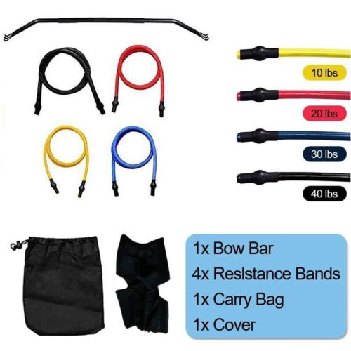 Invinci Resistance Bow Bands Like Gorilla Bow Heavy Bundle Free Shipping
