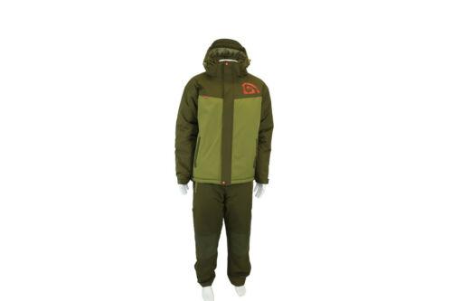 Trakker Core 2 Piece Winter Suit Thermoanzug praktisch bequem warm ansehen