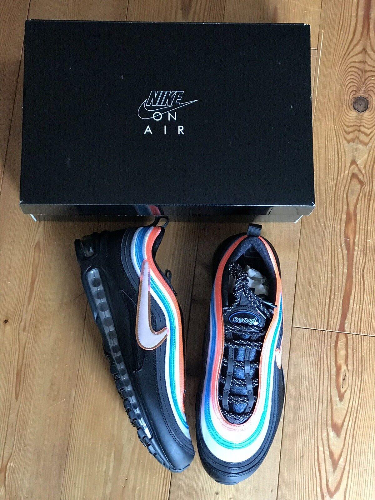 Neon Eu Us Ovp On 12 Air Rsafcc8c83189 Nike Neu 97 Max Seoul 46 xoedrCQBW