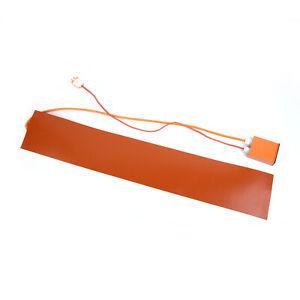 1200W 220V Guitar Side Bending Silicone Heat Blanket With Digital Controller