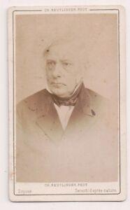 Vintage-CDV-Victor-Cousin-French-philosopher-CH-Reutlinger-Photo