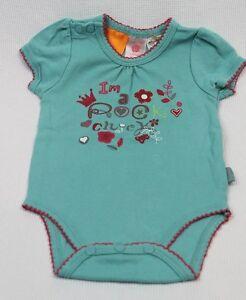 Girls-PUMPKIN-PATCH-Romper-Short-Sleeve-Size-3-6-months