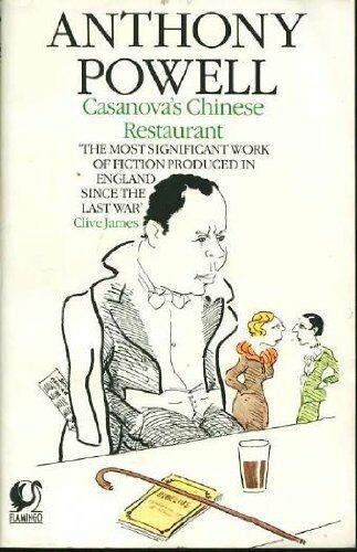 Casanova's Chinese Restaurant (Flamingo) By Anthony Powell