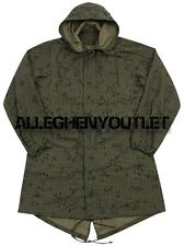 USGI Military Night Desert Hooded Parka Camo Large Authentic Made in USA VGC