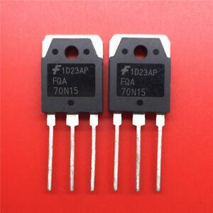 5PCS-FQA70N15-Encapsulation-TO-3P-N-Channel-Power-MOSFET