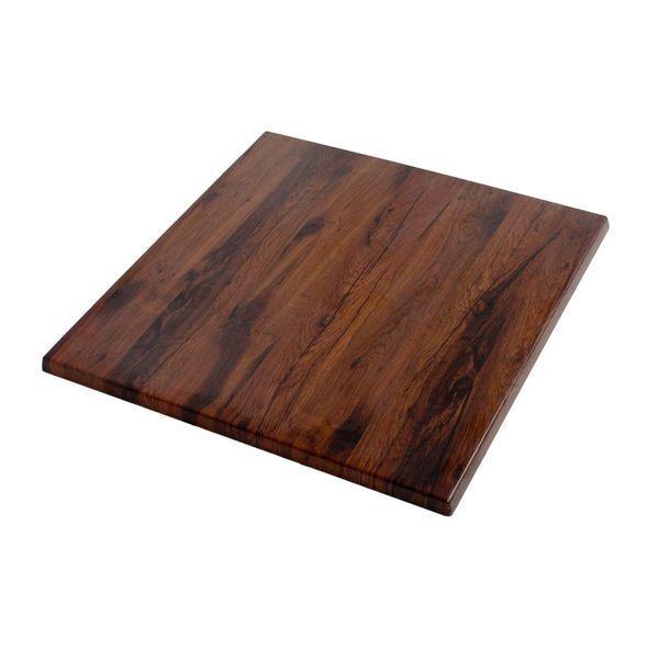 Tischplatte Gartentisch Platte Tisch Garten Eiche Antik 70x70 Cm Ebay