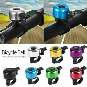 Sport Bike Bicycle/&Cycling Bell Metal Horn Ring Safety Sound Alarm Handlebar *1