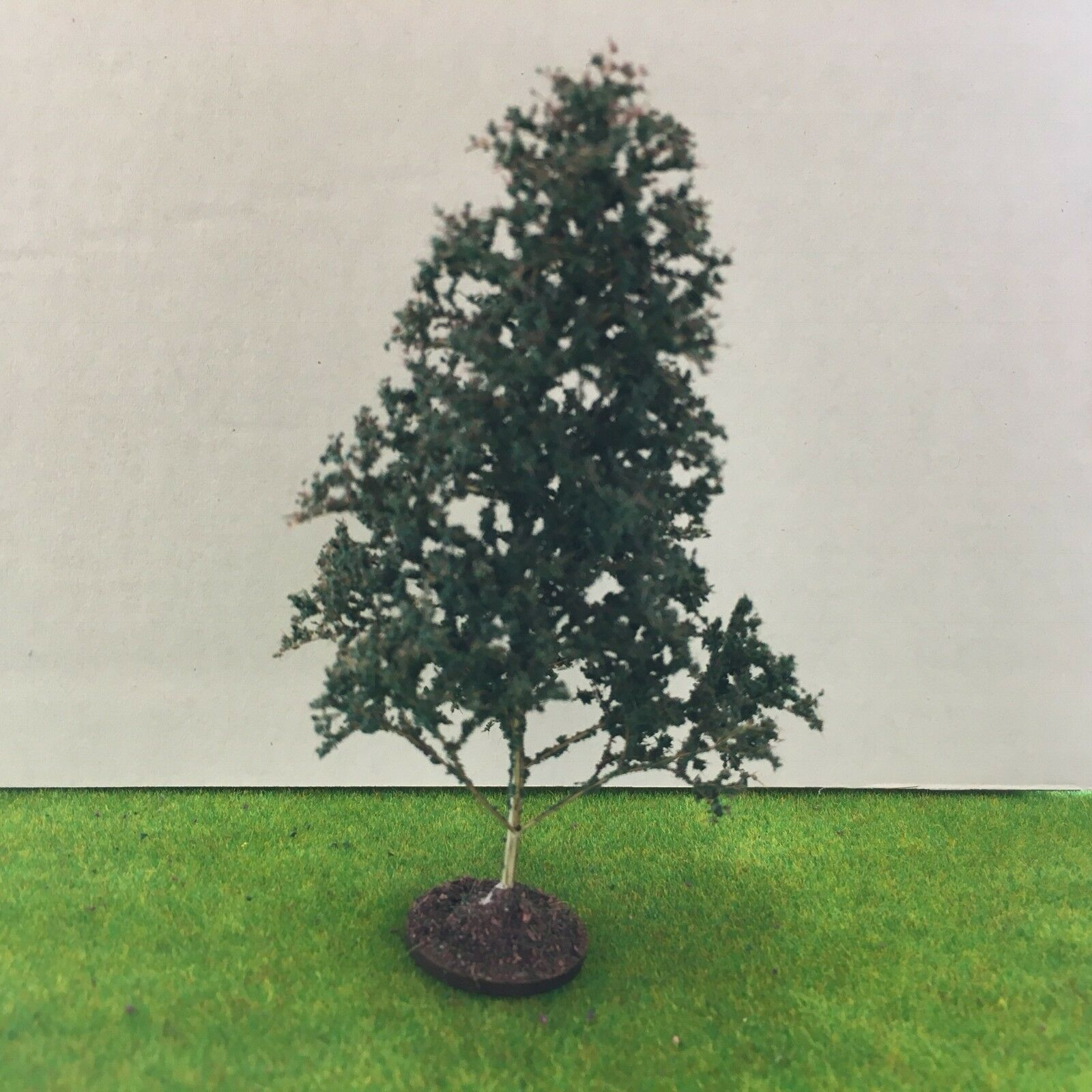 Dark Green Precision Trees 16-20cm- Seafoam  Model Scenery Railway Wargame Woods
