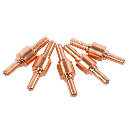 PT-31 CT312 CUT40//50 Plasma Cutter Cutting Torch Consumables 20pcs Tips Nozzles