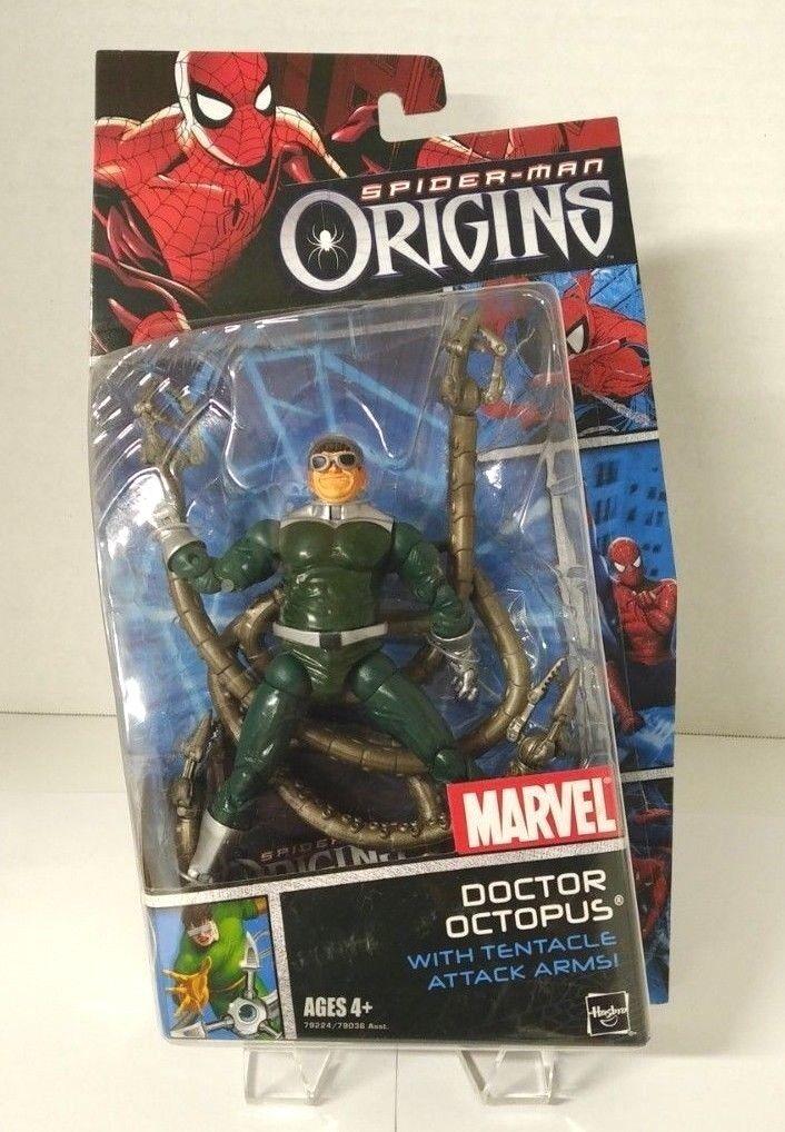 Spider - man - herkunft - doktor oktopus (mib)