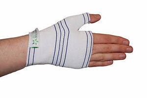 BREATHABLE-WHITE-MESH-WRIST-THUMB-SUPPORT-BRACE-NHS-MEDICAL-STABILISER-ARTHRITIS