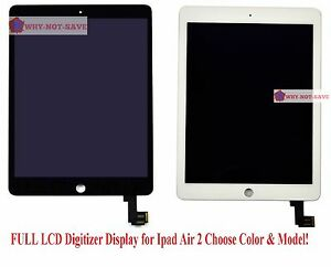 LCD-Touch-Glass-Digitizer-Screen-Display-Replacement-Part-for-Apple-Ipad-Air-2