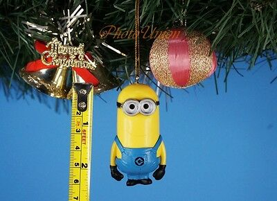 Decoration Xmas Ornament Home Party Decor Despicable Me Gru Minions Tim