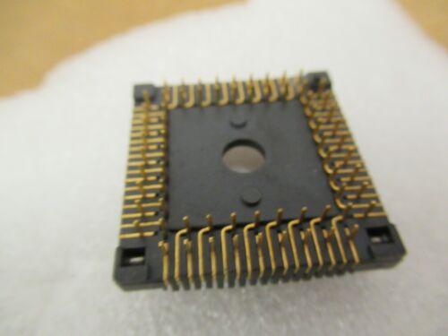 2-0068-05400-011-011-002 3M TEXTOOL ZIF TEST SOCKET LCC68