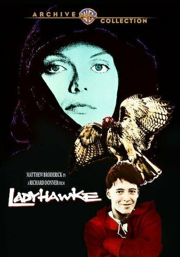 Ladyhawke DVD NEW