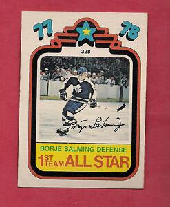 1978-79-OPC-328-LEAFS-BORJE-SALMING-ALL-STAR-CARD