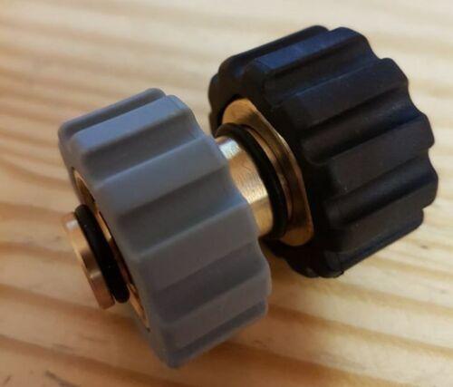 M21 Überwurfverschraubung Kärcher-Wap Adapter   M21 x M22 Innen Kupplung M22